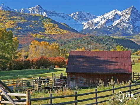 of colorado colorado rentals in a farm for your vacations with iha direct
