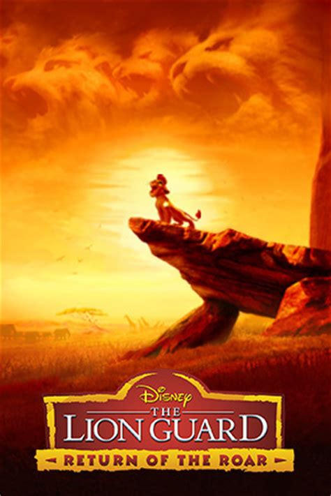 film lion guard the lion guard disney movies
