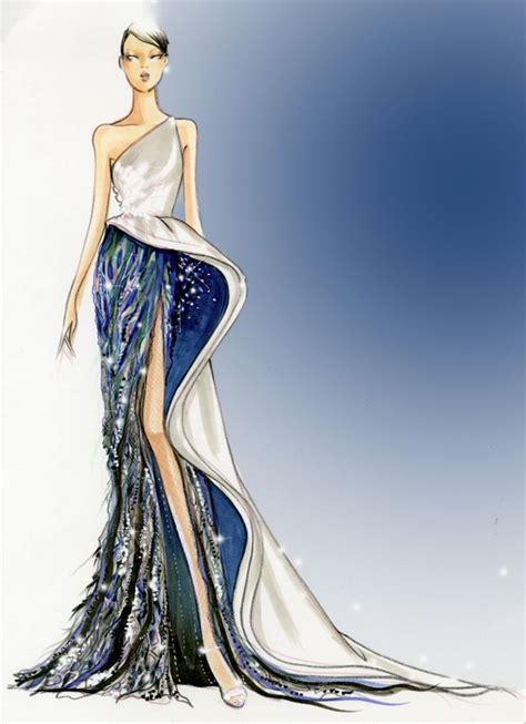 fashion illustration dresses 1459 best images about fashion design school illustration
