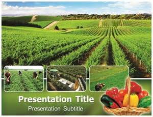 agriculture powerpoint template organic farming powerpoint templates and backgrounds