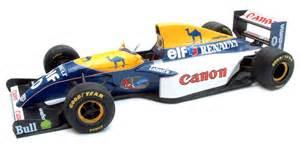 Williams Renault F1 Minichs