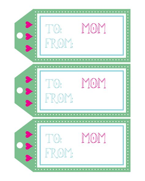 printable gift tags mother s day three easy diy kids mother s day gifts maison mass