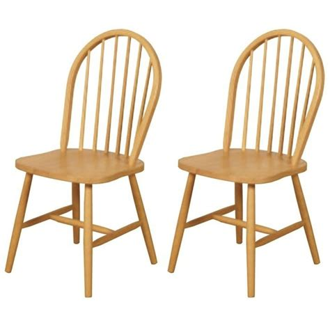 hanover spindleback country kitchen dining chair pair