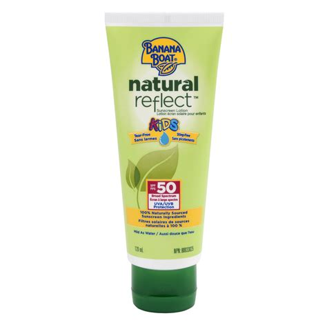 banana boat sunscreen oxybenzone banana boat natural reflect review opp