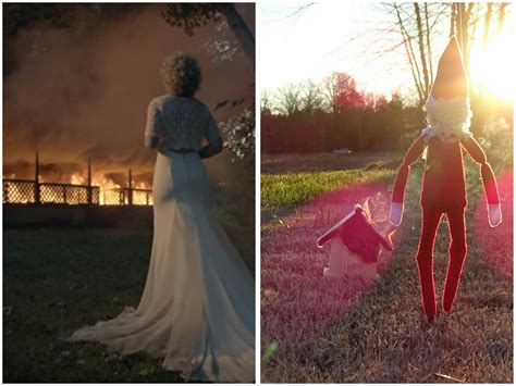 burning house cam if the elf on the shelf starred in these 9 country music