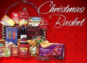 yummy manila christmas baskets and shopping in sm hypermarket