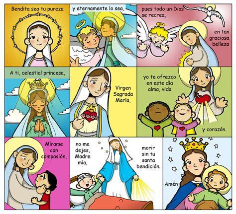 calendario mariano evangelizacin catlica dos corazones bendita sea tu pureza y eternamente lo sea pues todo un