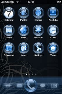 glass themes download for mobile download glass orb apple iphone theme apple theme mobile
