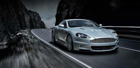 Aston Martin   Past Models   DBS