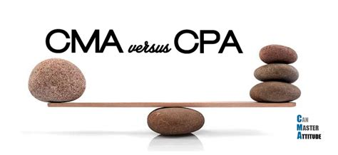 Cma After Mba Finance by Cma Vs Cpa Which Qualification Is Better