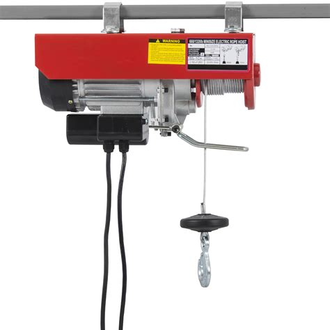 Electric Hoist Garage by Electric Wire Hoist Remote Garage Auto Shop
