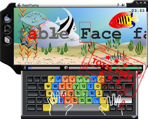 tutorial online rapid typing typing tutor features it total free