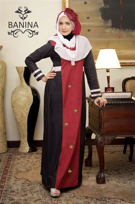 Harga Gamis Merk Hai Hai distributor gamis zaqiya zaqiya fashion distributor