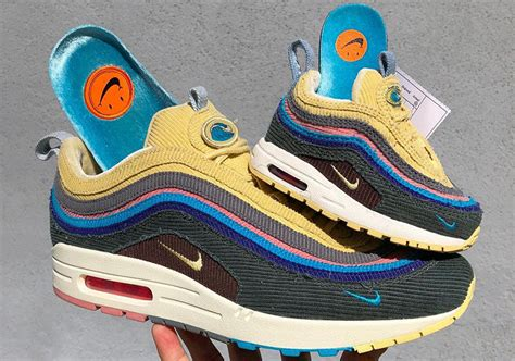 Nike Wotherspoon wotherspoon nike air max 97 1 toddler sizes sneakernews