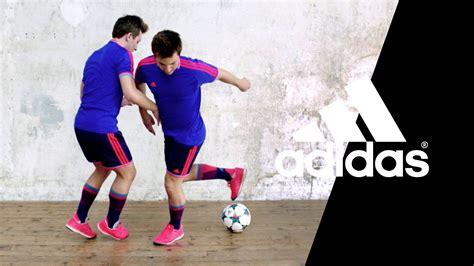 skilltwins football tutorial skilltwins tutorial the magic turn adidas football