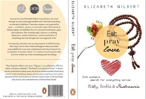 eat pray book report eat pray