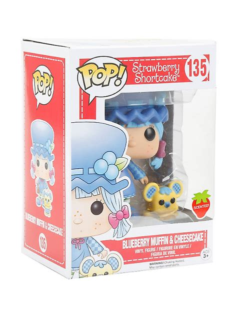 Funko Pop Blueberry Muffin Cheesecake Strawberry Shortcake funko strawberry shortcake pop blueberry muffin