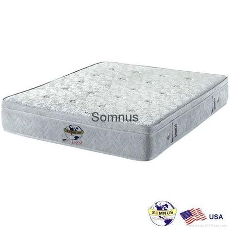 Memory Foam Mattress Manufacturers by Memory Foam Mattress Sq 8 Somnus China Manufacturer