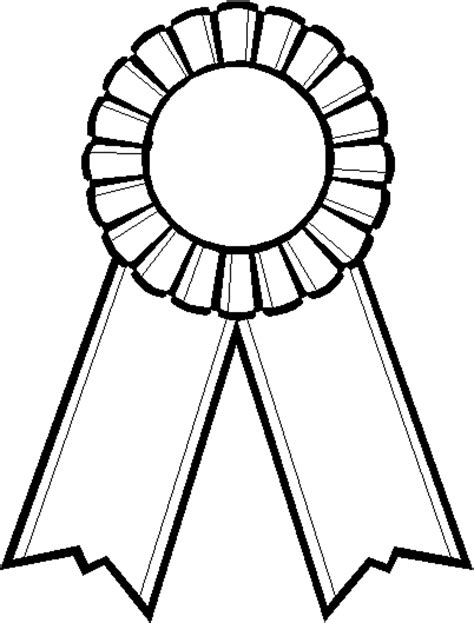 award ribbon template printable ribbon template clipart best