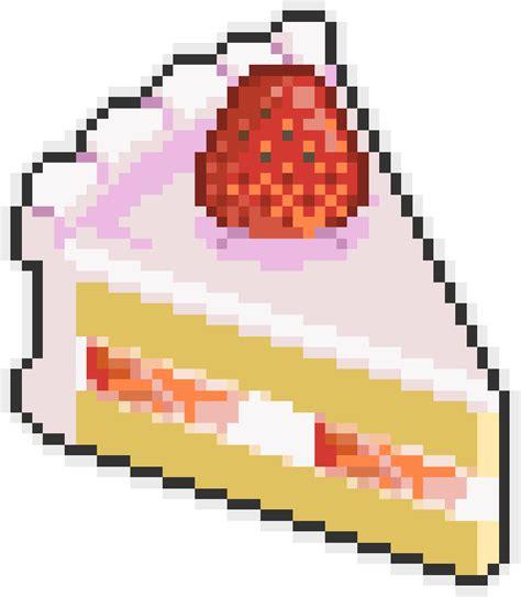 Grid Sweety Cake Note cake pixel