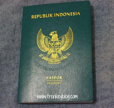 pembuatan paspor walk in perpanjang paspor di imigrasi jakarta pusat