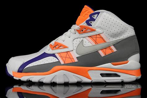 bo jackson basketball shoes nike air trainer sc auburn sneakerfiles