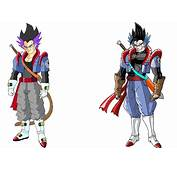 Dragon Ball Fusion By Justice 71 On DeviantArt