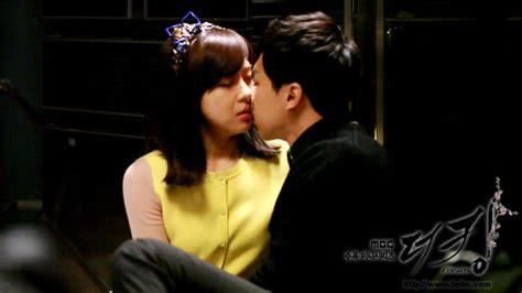 dramafire king 2 hearts lee seung gi ha ji won first kiss but king 2 hearts fell