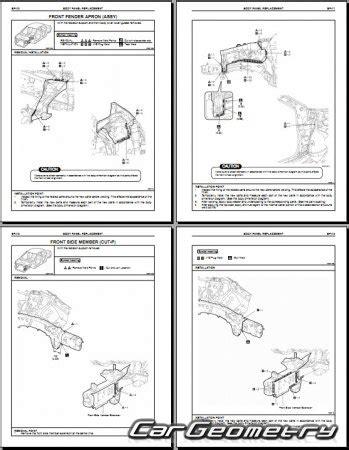 old car repair manuals 2009 toyota camry hybrid on board diagnostic system контрольные размеры кузова toyota camry hybrid 2006 2009 ahv40 collision repair manual