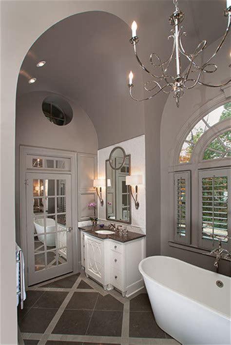 vaulted ceiling bathroom barrel vaulted ceiling in master bathroom modern
