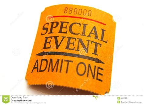 K Fed Cant Even Give Tickets Away To His Concerts event ticket royalty free stock photography image 5835787