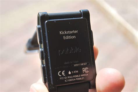 Pebble Kickstarter Edition mamy odpakowujemy i instalujemy zegarek pebble