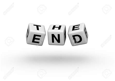 End Of by End Clipart Presentation Pencil And In Color End Clipart