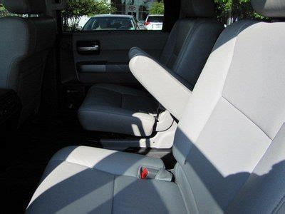 toyota sequoia limited captains chairs sell used certified limited nav third row seat cd 2nd row