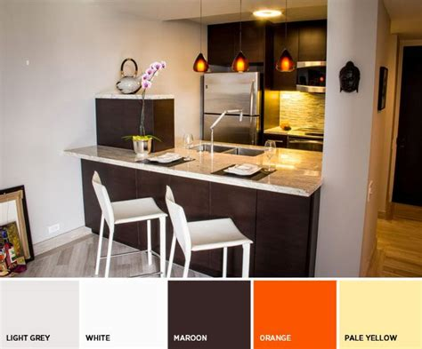 small kitchen color schemes eatwell
