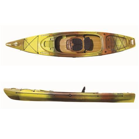 west marine orange west marine 12 6 quot bahama 12 5 sit inside angler kayak