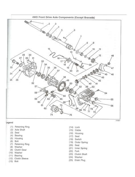 1995 chevy blazer engine diagram 2000 chevy blazer brake