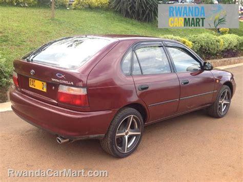 Toyota Corolla Hatchback 1994 Used Toyota Hatchback 1994 1994 Toyota Corolla Xli Europe