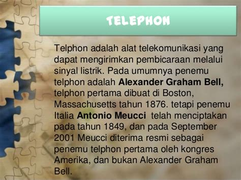 biography alexander graham bell dalam bahasa inggris sejarah teknologi informasi komunikasi