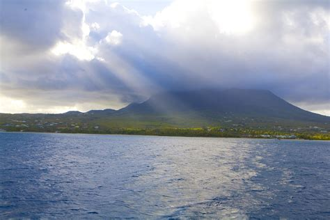 nevis island nevis is on track to become the world s first carbon