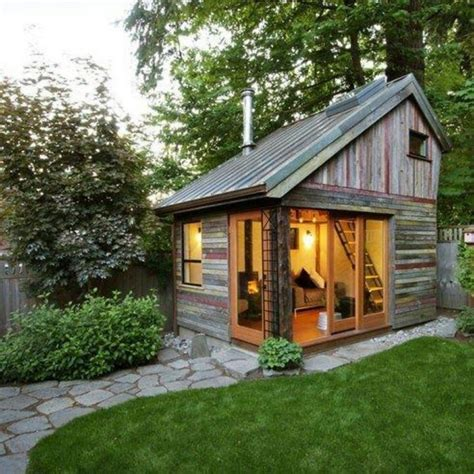 Build A Guest House In My Backyard | backyard guest house or getaway home is where the