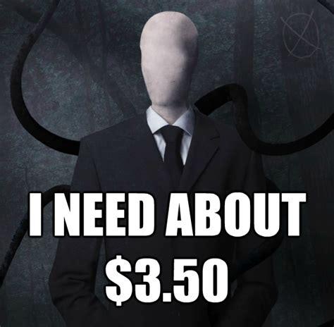 Know Your Meme Slender Man - image 381360 slender man know your meme