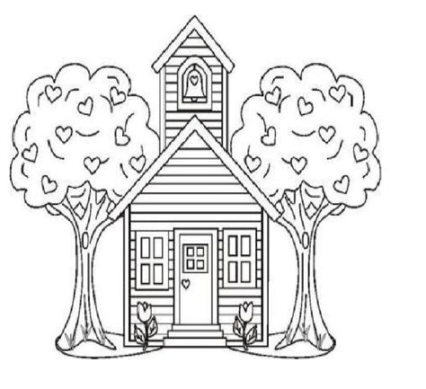 village house coloring pages village houses coloring pages sketch coloring page