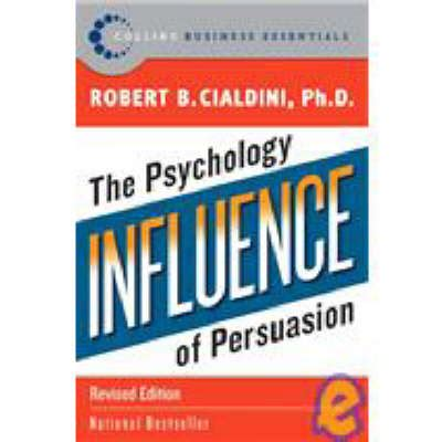 best books on influence and persuasion influence cialdini robert b 邁邱邁郢遲遽