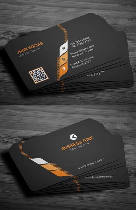 27 best design business professional 27 new professional business card psd templates design