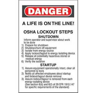 loto program template electrical search results for quot lockout tagout