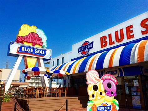 blue seal food okinawa island guide 187 blue seal store