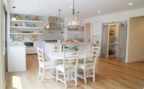 Barn Door In Kitchen A Diversity Of Door Styles To Hide Your Pantry With