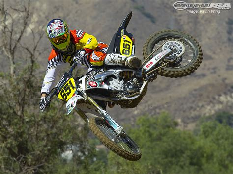 motocross biking dirt bikes jumping