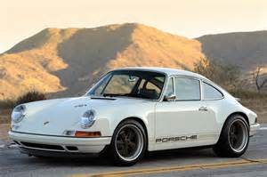 Porsche 911 Wanted Porsche Singer 911 All You Wanted To